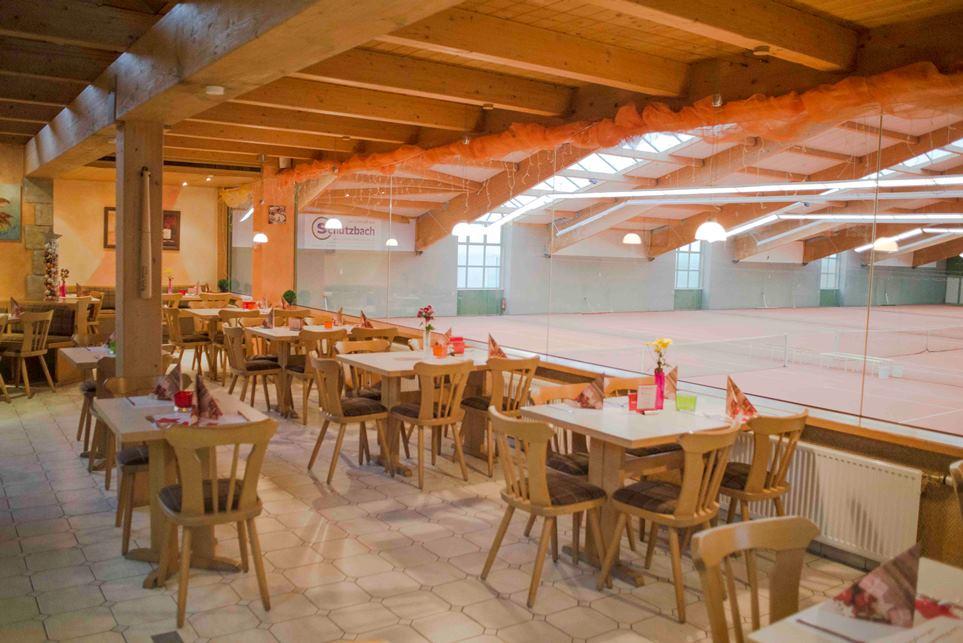 Tennishalle Baindt